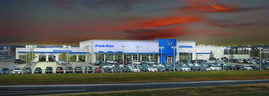 Frank Kent Honda >> Frank Kent Honda Carrell Partners Yost Architecture