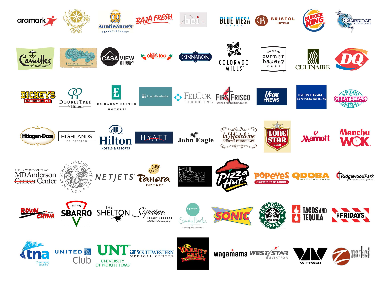 Brand Experience Logos